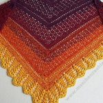Free Pattern] This Sensational Crochet Shawl Pattern Is The Perfect