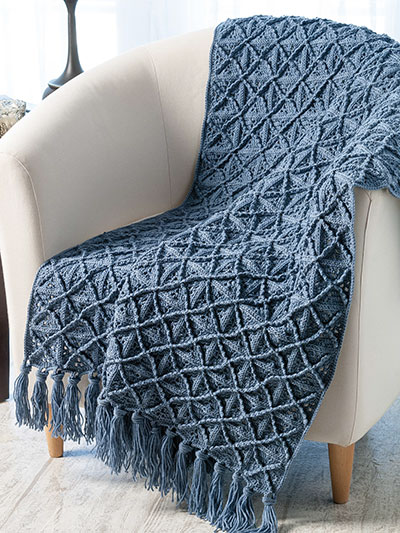 crochets afghan patterns