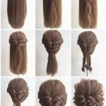 Fashionable Braid Hairstyle for Shoulder Length Hair | Hair and