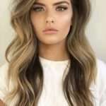 Hairstyles for a longer hair