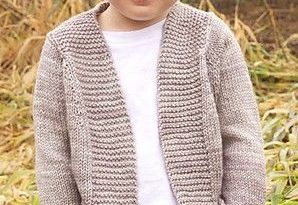 Cardigans for Children Knitting Patterns | chicks with sticks