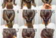 Updo u2013 As Easy As It Gets (YouBlush) | Hairstyles | Hair styles