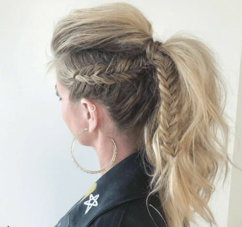 10 Different Types of Mohawk Hairstyles for Women