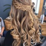 10 Most Popular Half Up Half Down Curly Hairstyles : Trendy Hairstyles For Women - Topify