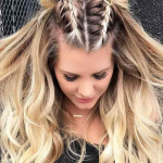 110 modern side braid hairstyles for women -page 24 - homeinspins.com