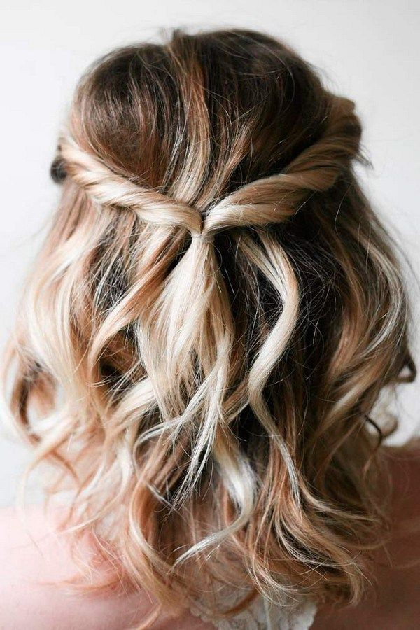 12 latest wedding hairstyles for medium length hair – samantha fashion life