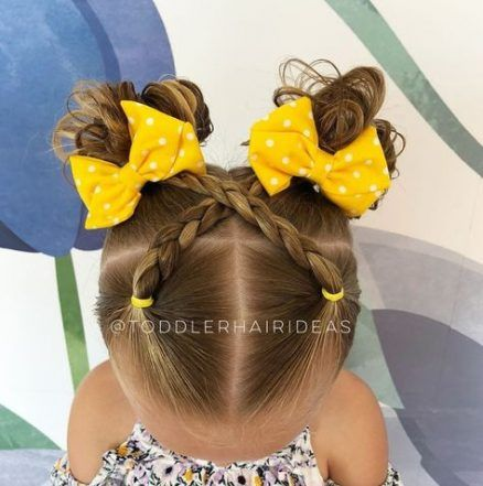 15 Ideas For Hairstyles Curly Kids Girls