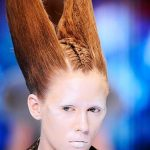 Get a crazy look with unique hairstyles - fashionarrow.com