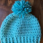 Basic Crochet Hat Pattern 8 Sizes Newborn-Adult by Crochet it Creations
