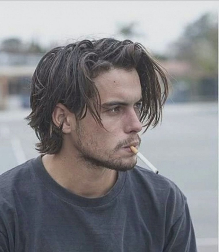 30+ Most Sexy Long Hairstyles for Men haircuts