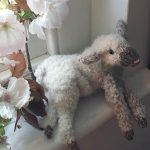 How to knit a lamb - free pattern and step by step tutorial - From Britain with Love