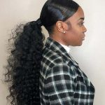 45 Elegant Ponytail Hairstyles for Special Occasions   Page 4 of 4   StayGlam