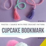 Funny Crochet Bookmarks Free Patterns