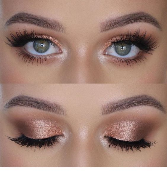 41 Top Rose Gold Makeup Ideas To Look Like a Goddess – Page 28 of 41 – VimDecor