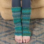 Pattern of the Week: Make These Leg Warmers in a Flash (dance) | Interweave