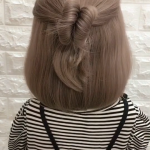 Super easy to try a new #hairstyle ! Download #TikTok today to find more amazing...