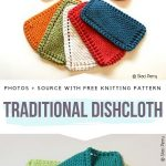 Knitted Dishcloth Ideas Free Patterns