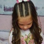 Super Cute Kids Hairstyles for Girls