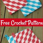 Free Crochet PotHolder Patterns For Your Kitchen - Craft Ideas