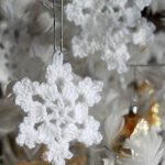 Add a Cozy Vibe to Your Christmas Tree With These Crochet Ornaments