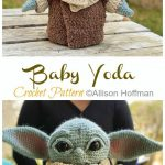 10 Amigurumi Yoda Crochet Patterns - Crochet & Knitting