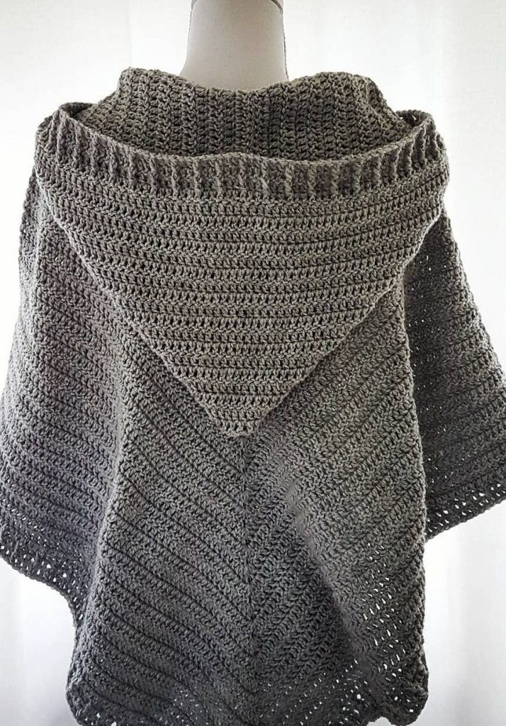 28+ Easy Free Crochet Poncho Patterns Ideas for Women Crochet Projects 2019 – Page 30 of 34 – hairstylesofwomens. com