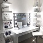 32+ DIY Makeup Room Ideas With Design Inspiration, Organizer & Picture