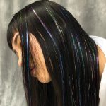 22 Hair Tinsel Styles That Prove It's The Next Big Hair Trend | I AM & CO®