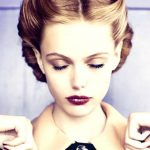 1940s hairstyles pin up hairstyles retro simple 1940s hairstyles tutorial