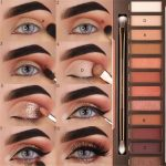 23 Natural Smokey Eye Makeup Make You Brilliant - Samantha Fashion Life