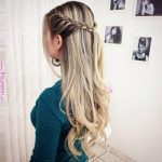 23+ cute simple braided hairstyles for beautiful women braids are used as protection … #simple #women #s hairstyles #braided #beautiful - New Site