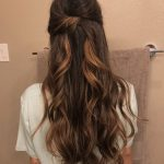 25 Simple And Trendy Half Up Half Down Wedding Hairstyle Ideas In 2019 - Page 12 of 25 - Hairstyles