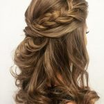 30 Half Up Half Down Wedding Hairstyles Ideas Easy Koees Blog