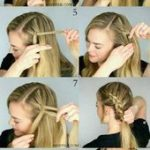 30 hairstyles of French braids step by step - As the French braid is your ... 30