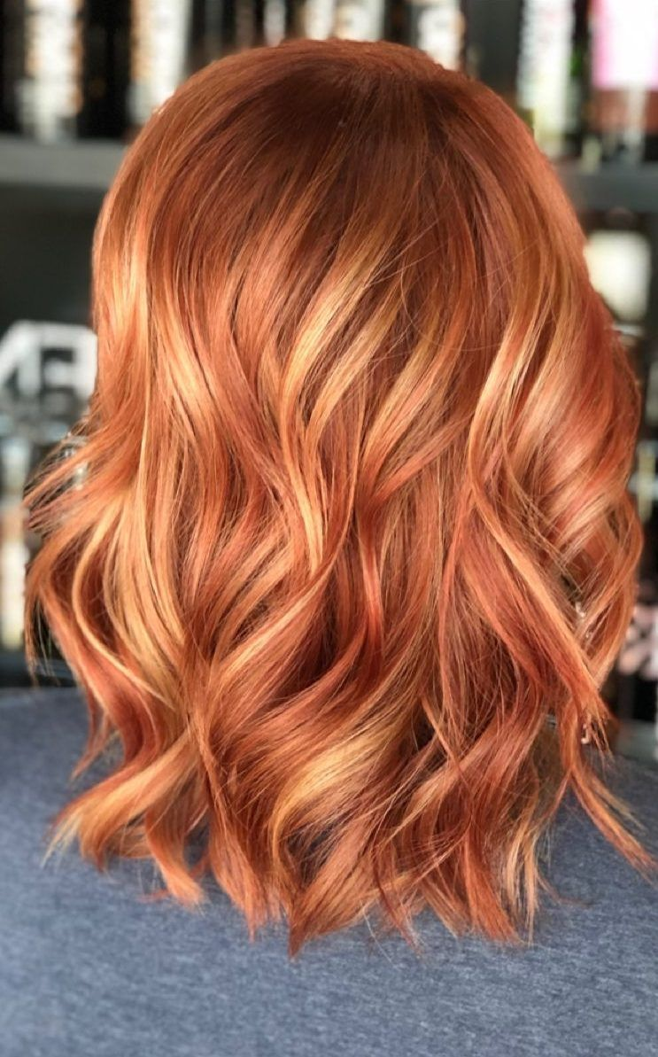 34 Absolutely Stunning Red Hair Color Ideas for Auburn Strawberry Blonde – Latest Hair Colors