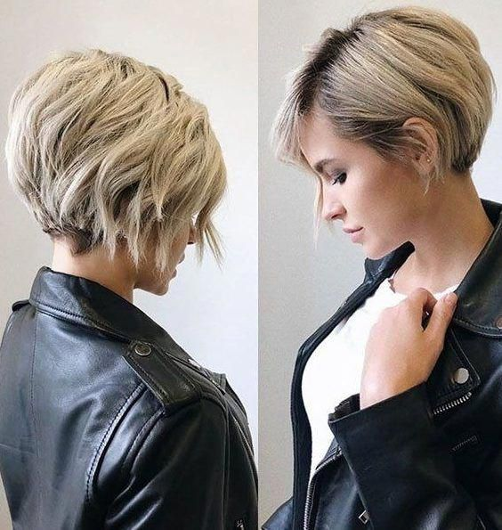 35 New Short Hairstyles for 2019 – Pixie & Bob Haircuts You Will LOVE – Love Casual Style