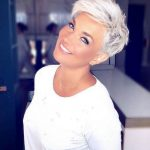 35 Stylish Pixie Hairstyles For Thick Hair 2019 3 - worldefashion.com/sticka