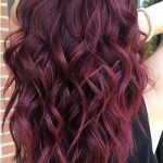37 BEAUTIFUL WINE HAIR COLOR FOR SPRING AND SUMMER - Page 16 of 37 - Veguci