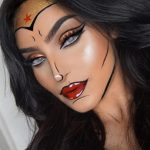 39 Sexy Halloween Makeup Looks That Are Creepy Yet Cute - Makeup Ideas