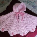 free crochet poncho patterns for babies - Crochet and Knit