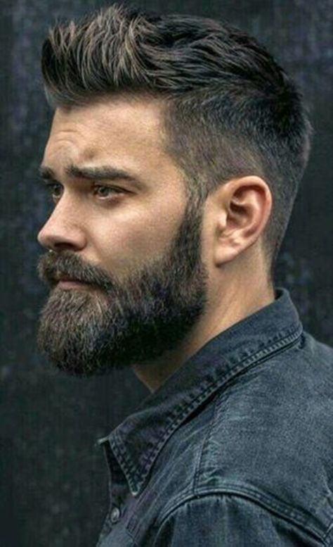 40 Beard Style For Round Face Men – Machovibes