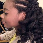 43 Fabulous Natural Black Hairstyle Ideas For Curly Little Girls