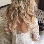 43 Gorgeous Half Up Half Down Hairstyles That Perfect For A Rustic Wedding - Fabmood | Wedding Colors, Wedding Themes, Wedding color palettes
