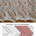 43 Trendy knitting patterns lace leaves