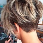 23 short fashionable hairstyles 2019 - cool style