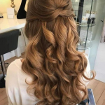 46 wedding hairstyles with hair down : Page 12 of 46 : Creative Vision Design