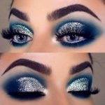 47+ Ideas makeup ideas for prom glitter smoky eye