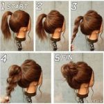 49 Ideas Hairstyles Long Thick Hair Simple