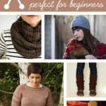 5 Knitting Patterns Perfect for Beginners