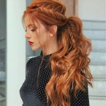 50 Best And Amazing Red Hair Color And Styles To Create This Summer - Page 16 of 50 - Chic Hostess